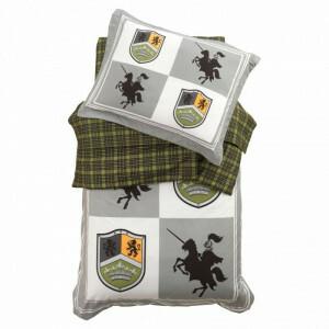 Knights Toddler Bedding Set (4-pieces) - Kidkraft (77007)