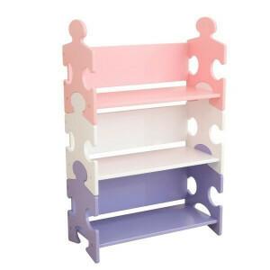 Bookshelf Puzzle (Pastel) - Kidkraft (14415)