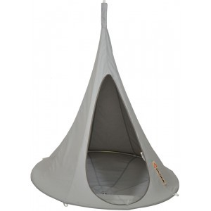 Hanging tent Cacoon Gray 1 person