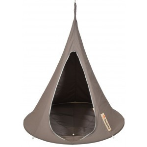 Hanging tent (Taupe) 1 persons - Cacoon (ST007)