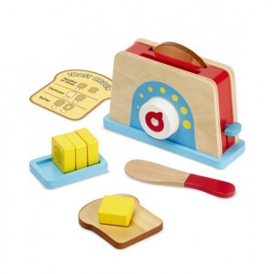 Bread & Butter Toast Set - Melissa & Doug (19344)