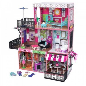 Brooklyn's Loft Dollhouse - Kidkraft (65922)