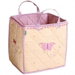 Butterfly Cottage Toy Bag - Win Green (1403WG)