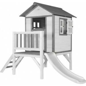 AXI Beach Lodge XL Playhouse Classic - White Slide