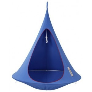 Hanging tent Cacoon Sky Blue 1 person