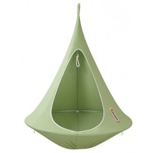 Hanging tent Cacoon Leaf Green 1 person