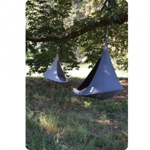 1.5 m Cacoon Single - Anthracite - cacoonworld (cacoonworld-12)