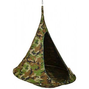 Hanging tent (Camouflage) 2 persons - Cacoon (Cacoon2PCamouflage)