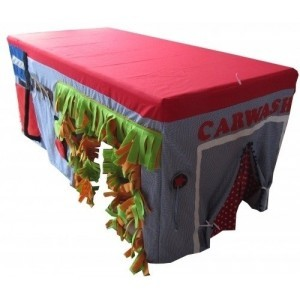 Tabletent Carwash (size table up to 1.5m)