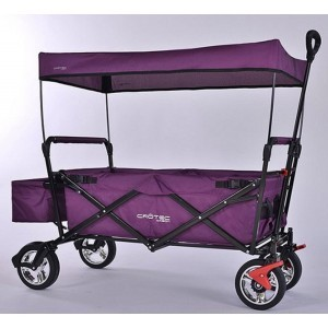 Original Crotec Wagon with Shade Canopy - Liberty House Toys (CT500A)