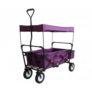 Original Crotec Wagon with Shade Canopy Ct-300 - Liberty House Toys (CT300)