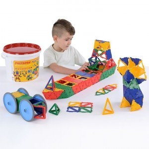 Polydron Mighty Tub - Sensory Education (DD-EA-20-5005R)