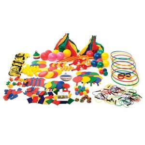 First play 263 Piece Games Activity Kit - Sensory Education (DD-FP-SET141)