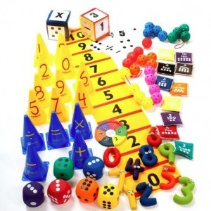 First Play Maths Activity Chest - Sensory Education (DD-FP-SET227)