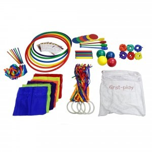First play Creative Movement Kit - Sensory Education (DD-FP-SET450)
