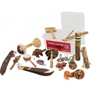 World Trade percussion kit - Sensory Education (DD-PP-PP650)