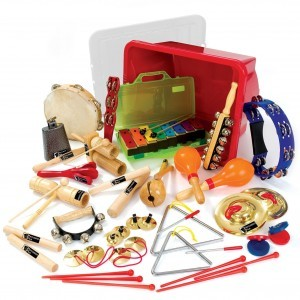 Class Percussion Pack - Sensory Education (DD-PP-PP693)