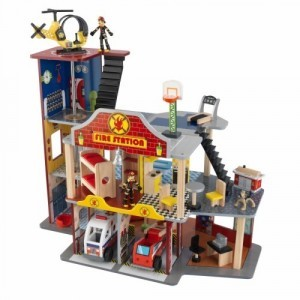 Deluxe Fire Station Set - Kidkraft (63214)