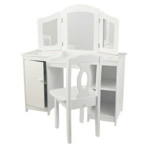 Deluxe Vanity & Chair - Kidkraft (13018)