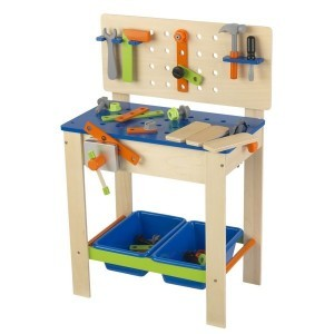 Deluxe Workbench with Tools - Kidkraft (63329)