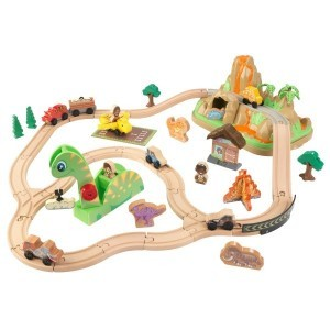 Bucket Top Dinosaur Train Set - Kidkraft (18016)
