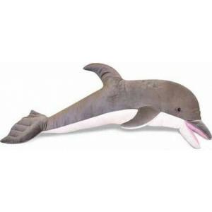 Large plush dolphin Calypso - Melissa & Doug (12123)