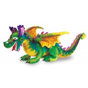 Plush Dragon Viserion - Melissa & Doug (12121)