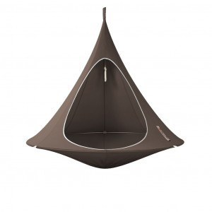 Hanging tent (Taupe) 2 persons - Cacoon (Cacoon2PTaupe)