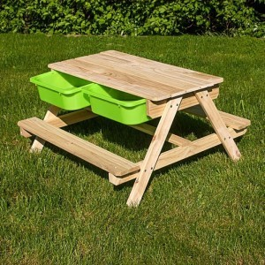 Dual Top Table (Sand / Water / Chalk) - Sunny (C052.002.00)