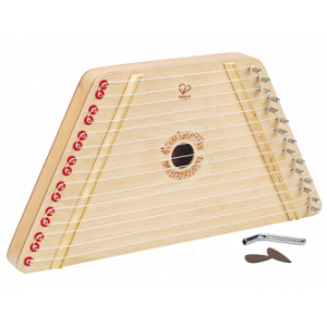 Wooden Children's Harp