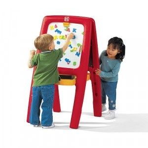 Easel for two Blackboard - Step2 (885200)