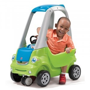 Easy Turn Car (blue / green / gray) - Step2 845100