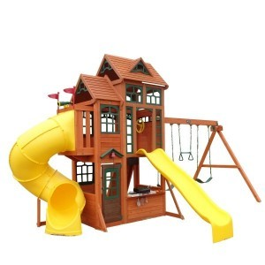 Canyon Ridge Wooden Playset - KidKraft (F25715)