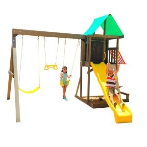 Newport Wooden Play Set - KidKraft (F29015)