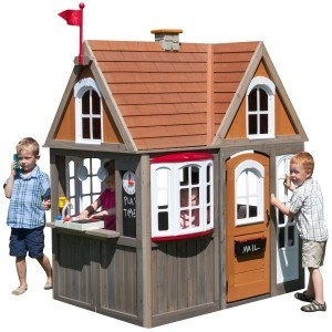 Greystone Cottage Playhouse - Kidkraft (SW-P280093)