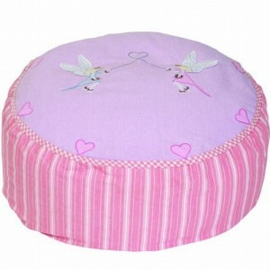 Fairy Cottage Bean Bag - Win Green (1504)