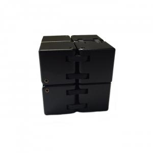 Infinity Cube Edc Accessory - Black