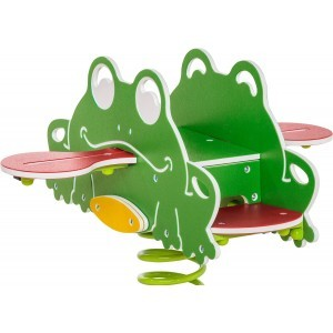Springtoy Rocker Frog Quartet