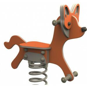 Springtoy Rocker Fox