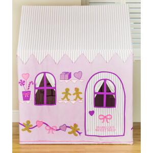 Gingerbread Cottage & Sweet Shop Small Playhouse - Kiddiewinkles (kiddiewinkles-12)