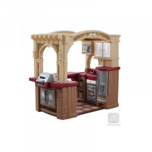 Grand Walk-in Kitchen & Grill - Step2 (821400)