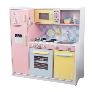 Large Pastel Kitchen - KidKraft (53181)