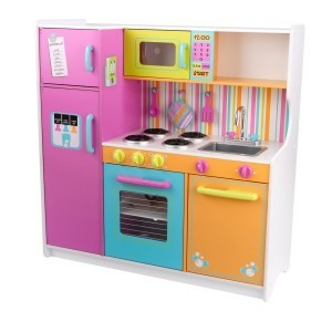 Deluxe Big and Bright Kitchen - Kidkraft (53100)
