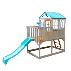 Wooden Playset Highline Retreat (Kidkraft F29060I)