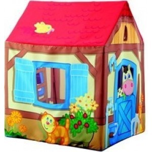 Haba Play tent farm