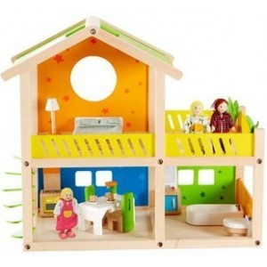Dollhouse Happy Villa - Hape