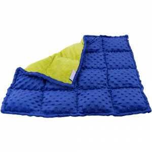 Sensory Lap Blanket for Children help with relaxation and concentration 2.4Kg