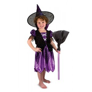 Dress up clothes Witch - Melissa & Doug (18505)