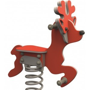 Springtoy Rocker- Deer