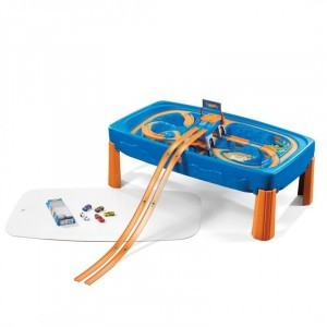 Hot Wheels Car & Track Circuit - Step2 (869600)